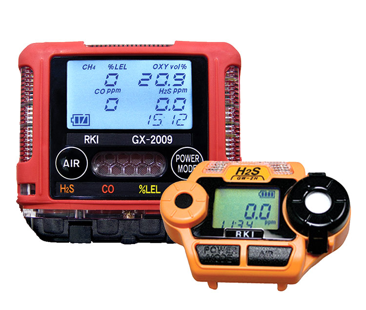 Gas Detector Monitors