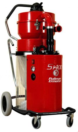 Vacuum's S1400 HEPA EXTRACTOR 120V