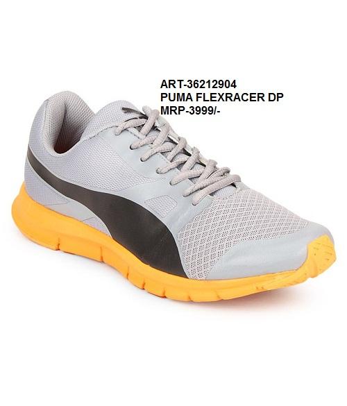 PUMA FLEX RACER DP GREY Men Running Shoes Manufacturer in Jharkhand ... dee50982b