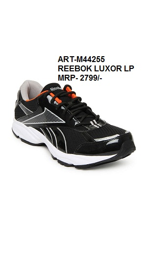 REEBOK LUXOR LP BLACK shoes