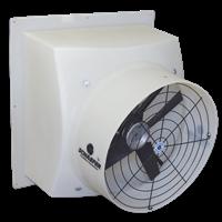 Schaefer Polyethylene Exhaust Fans