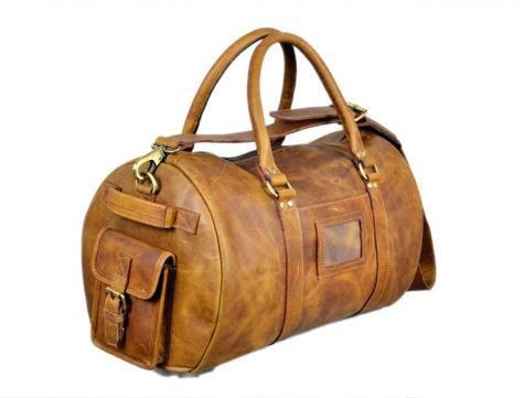 0b86070028 Hunter Leather Duffle Bags Manufacturer in Jodhpur Rajasthan India ...