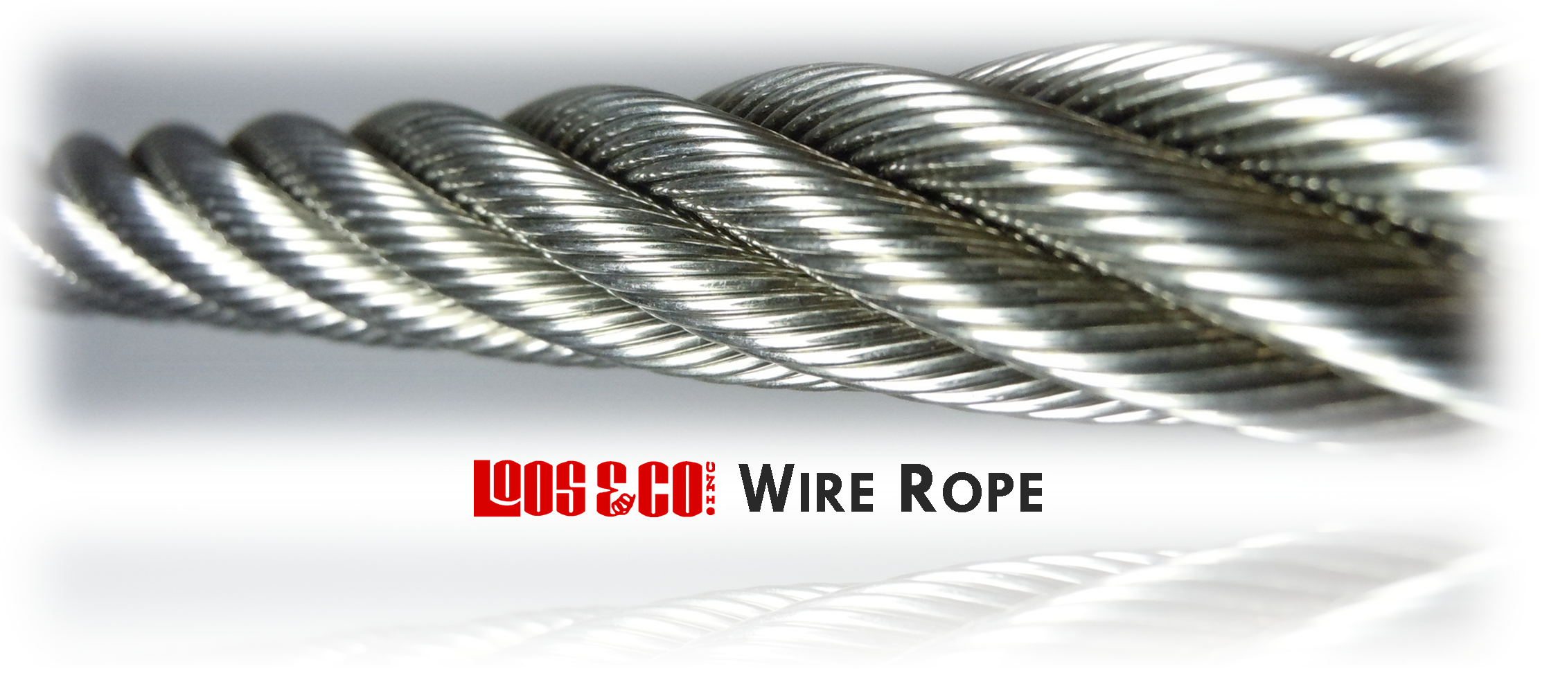 Wire Rope Manufacturer in United States by Loos & Co., Inc ...