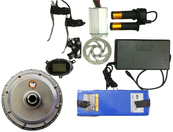 Electric Bicycle Conversion Kit Manufacturer In