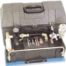 PS-80  Air-driven Gas Booster
