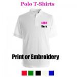 Womens Polo T-Shirts