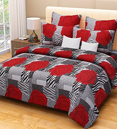 Cotton Bed Sheet U0026 Pillow Cover Set