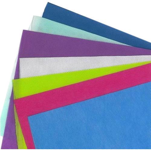 Spunbond Multi Colored Non Woven Fabric