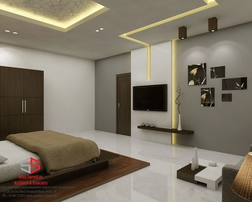 Services Gypsum False Ceiling Design Services From
