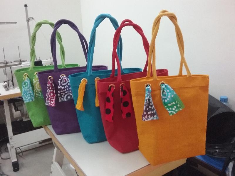 fc30d03d771b Jute Handbags Manufacturer in Chennai Tamil Nadu India by Sanjith ...