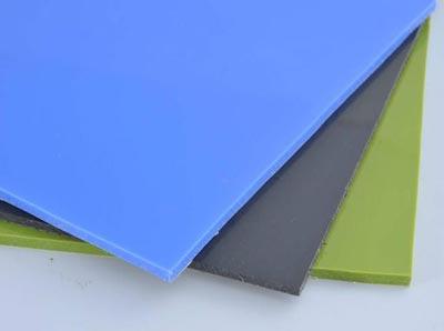 HDPE Cladding Sheets