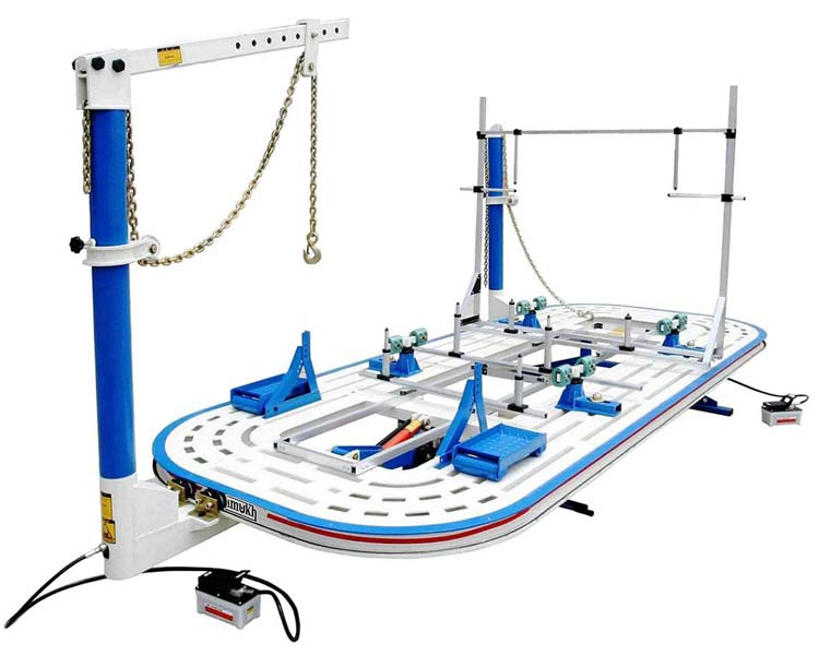 Car Body Collision Benches (W-1000)