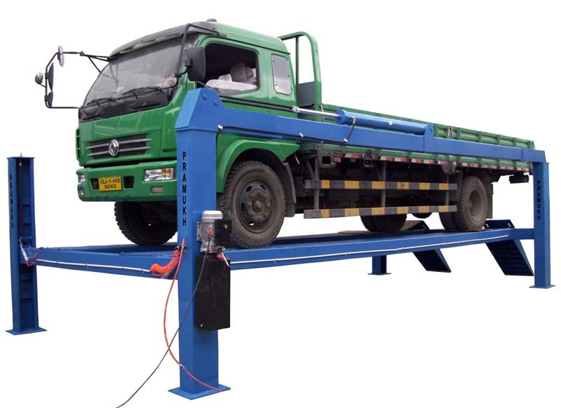 Four Post Lift for Heavy Vehicles (FPL 1200)