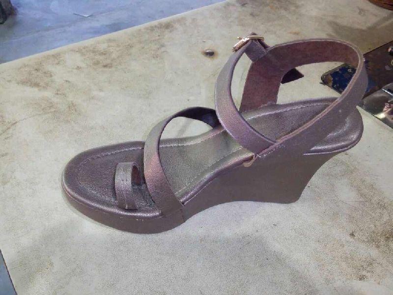 fd78e0b2fbff Ladies Wedge Heel Sandals Manufacturer in Agra Uttar Pradesh India ...