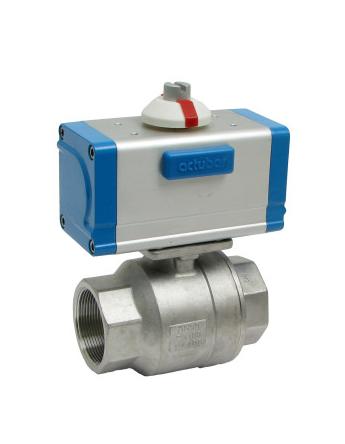 ball valve actuator
