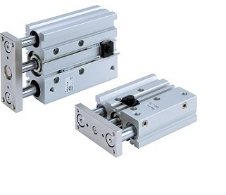 MGPM-20-50 three rod guided cylinder