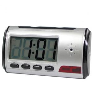 DIGITAL ALARM CLOCK DVR CAMERA (CEDVRMFC)