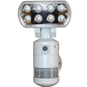 NIGHTWATCHER LED SECURITY MOTION RECORDING LIGHT W/WIFI (CEVSLNWP802)