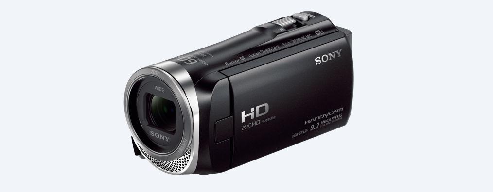 HDR-CX455 CX455 Exmor R CMOS sensor Handycam