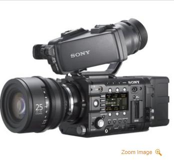 PMWF5 CineAlta 4K PMW Series HD Camcorder....