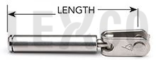 Fixed (Non-Tensioning) End Fittings
