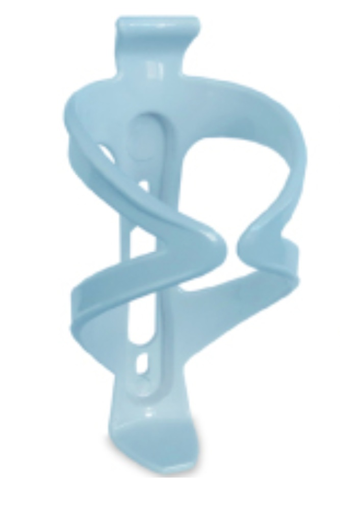 Water Bottle Cage Baby Blue Composite