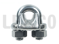 Wire Rope Plated and Galvanized Clips FF-C-450