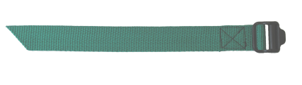 WIDE POLY WEB LIGHT WEIGHT ADJUSTER STRAP