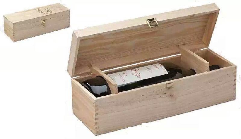 Wooden Wine Box Manufacturer In Saharanpur Uttar Pradesh India By