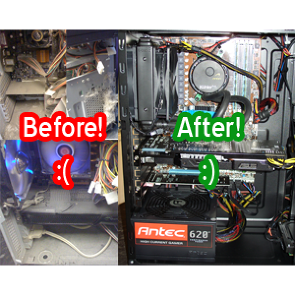 PC Cleaning