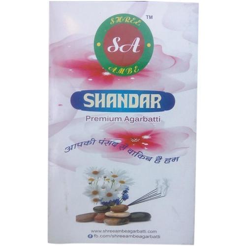 Shandar Premium Incense Sticks (Shandar_Premium_Agarbatti)