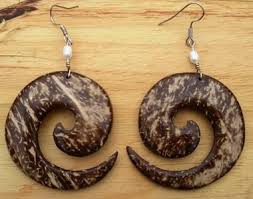 Coconut Shell Jewelry