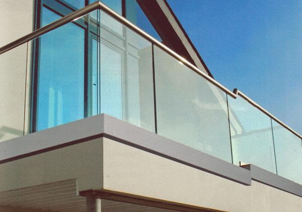 Glass Balcony Railings