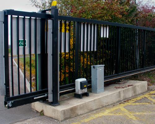 Motorised Sliding Gate