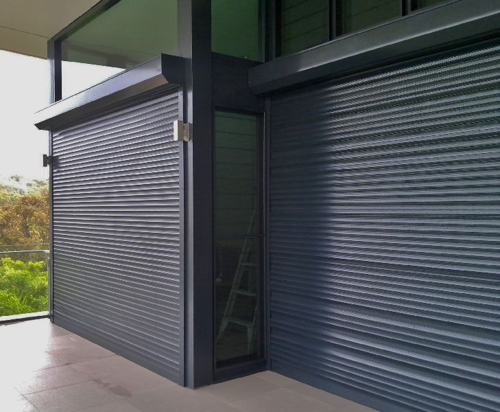 Remote Control Rolling Shutter
