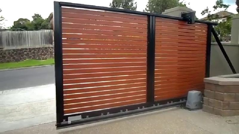 Manual Sliding Gate