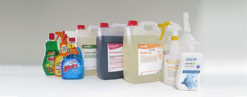 Diversey Cleaning Chemicals