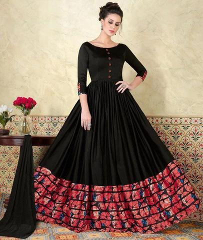 c9e8f7340e46 Ladies Gown Manufacturer in West Mumbai Maharashtra India by G-Madam ...