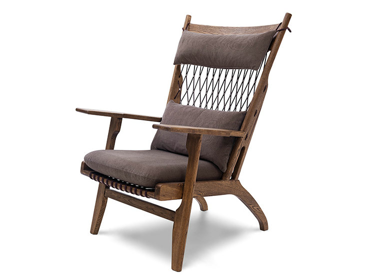 Pp129 Web Chaise Lounge Chair