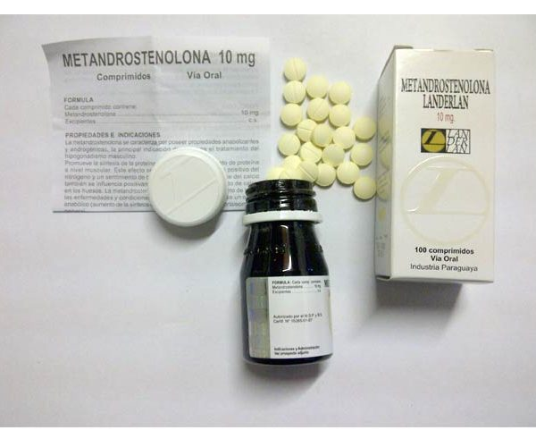 DIANABOL (METHANDROSTENOLONE) 10mg 100Tablets Manufacturer