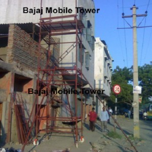 Mobile Tower Manufacturer in Delhi India by HYBRID SYSTEM | ID - 3958230