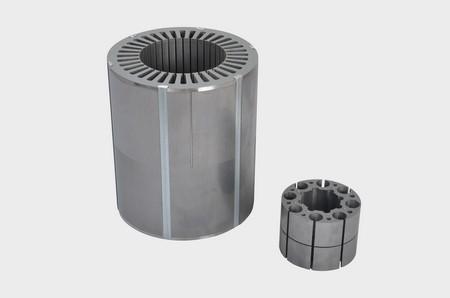 AC/DC motor stator rotor lamination Manufacturer in Ningbo