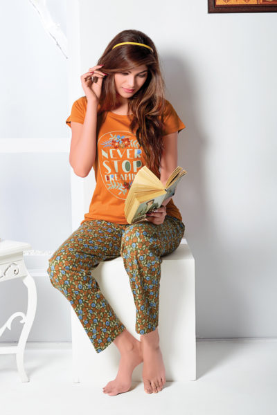 6cb4596af041e Ladies T-Shirt and Pyjama Set Wholesale Suppliers in Surat Gujarat ...