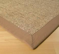 jute floor covering
