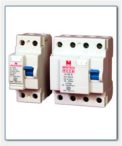 residual current circuit breakers