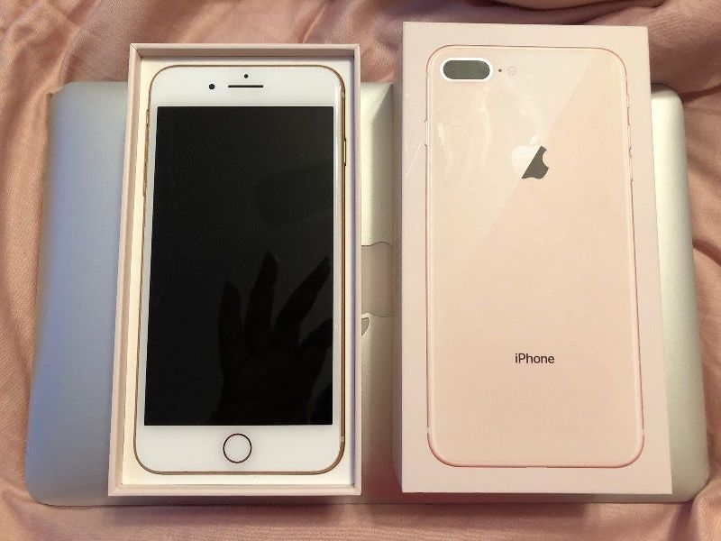 Apple iPhone 8 Plus - 64GB - Gold (T-Mobile) A1897 (GSM