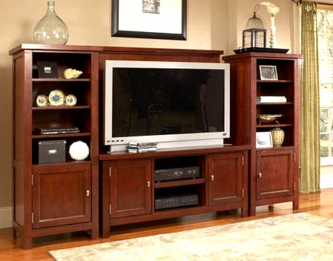 Wooden Tv Cabinet 01