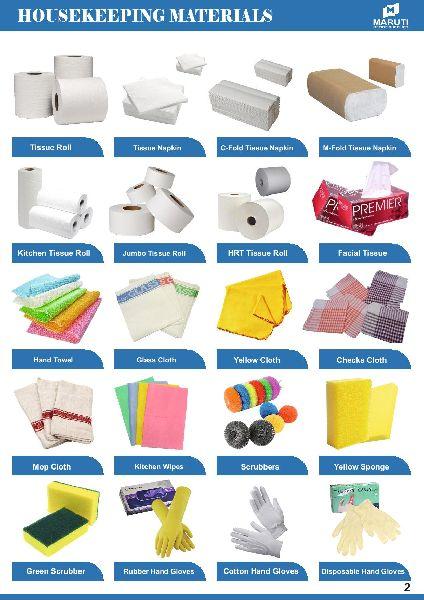 housekeeping equipment (123)