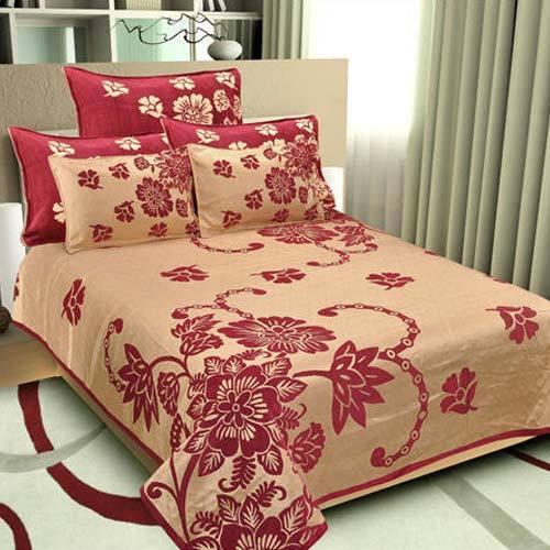 designer bed sheets manufacturer in ghaziabad uttar pradesh india by