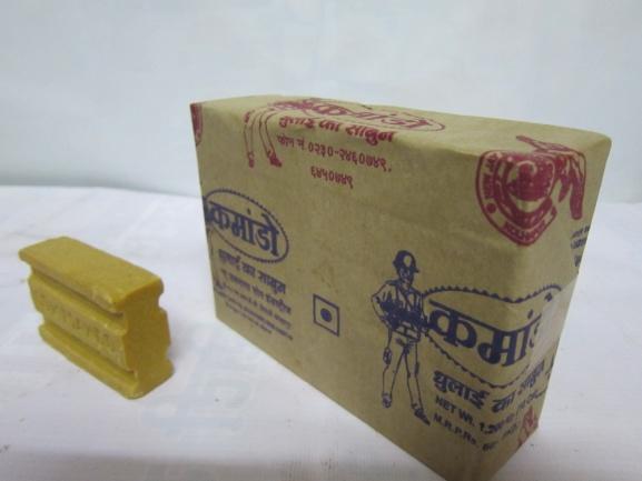 Commando Washing Soap